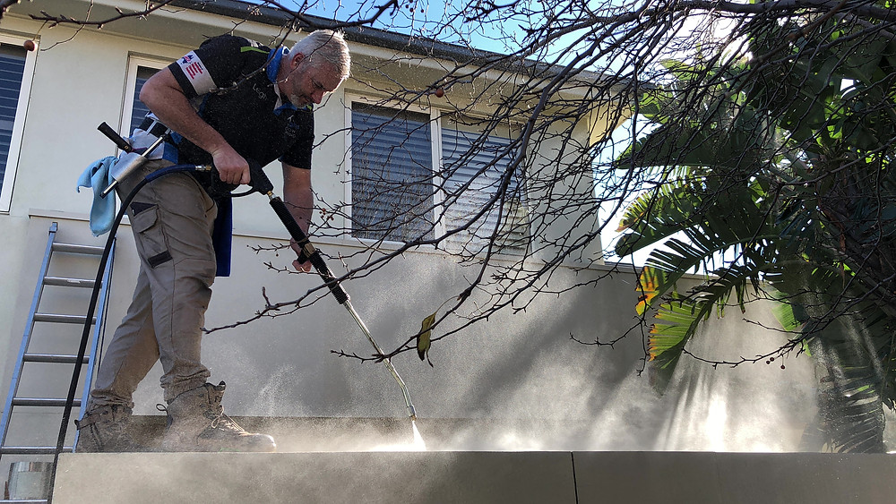 Pressure Washing - Leigh Window Cleaning Melbourne.