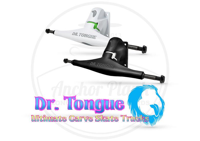 Dr Tongue Ultimate Carve Skate Trucks