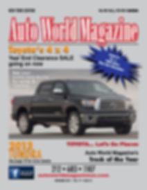 auto world magazine