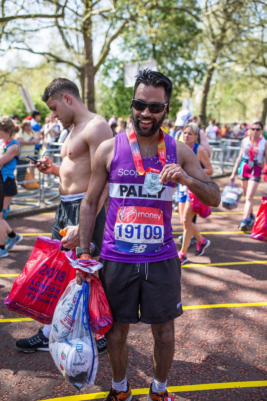 A scope runner called Pally
