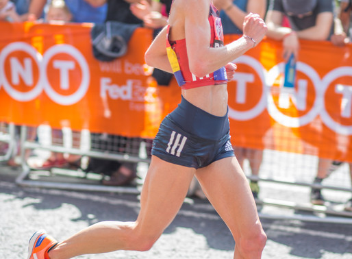 Scope And The London Marathon
