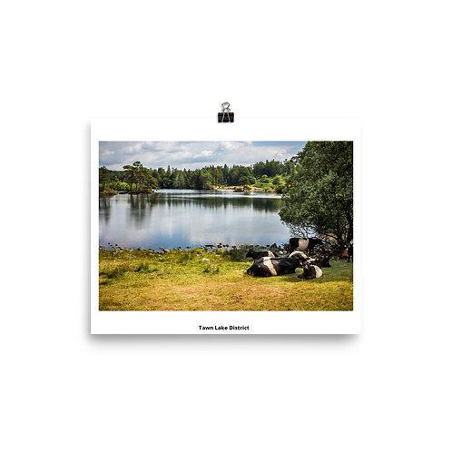 Tawn Lake District