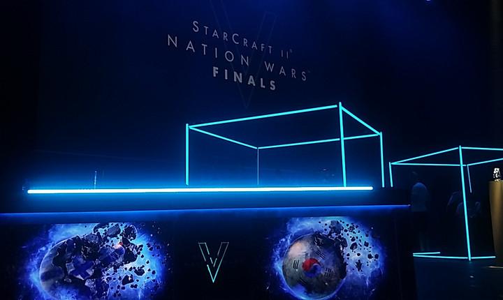 Starcraft Nation War 5