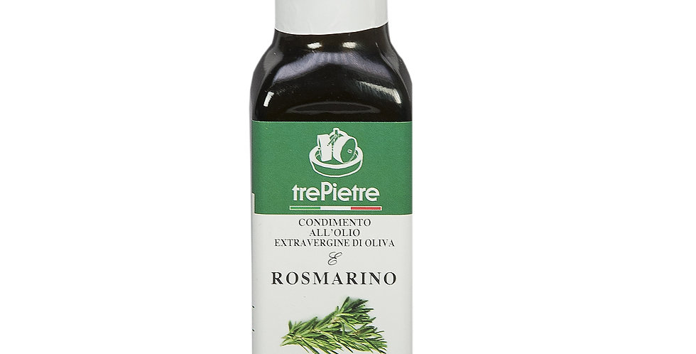 Olio EVO aromatizzato al rosmarino