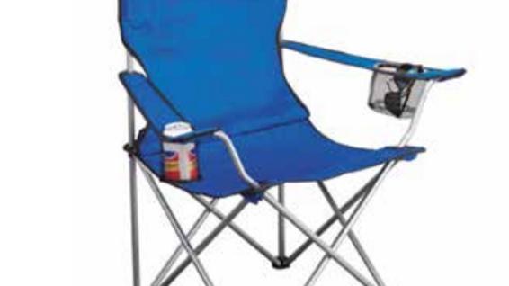 BLUE Camper Chair