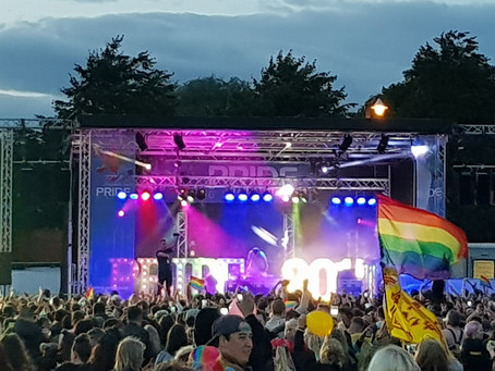 Event Equipment Hire Support Pride Events in the UK