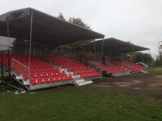 Event Equipment Hire are the Largest Mobile Grandstand Supplier in