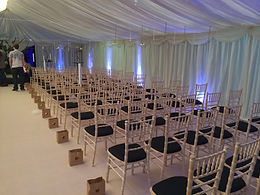 Wedding Marquee Hire in Yorkshire