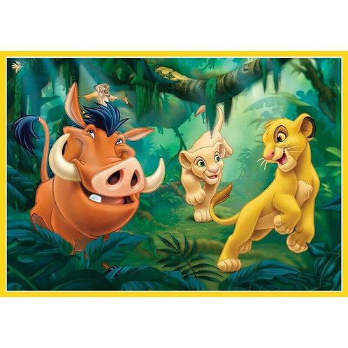 Lion King Edible A4 Sized Cake Topper #2