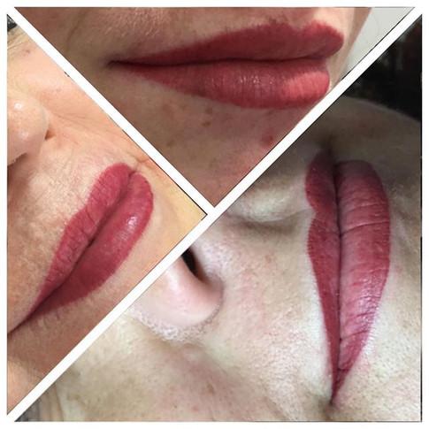 Lip blends