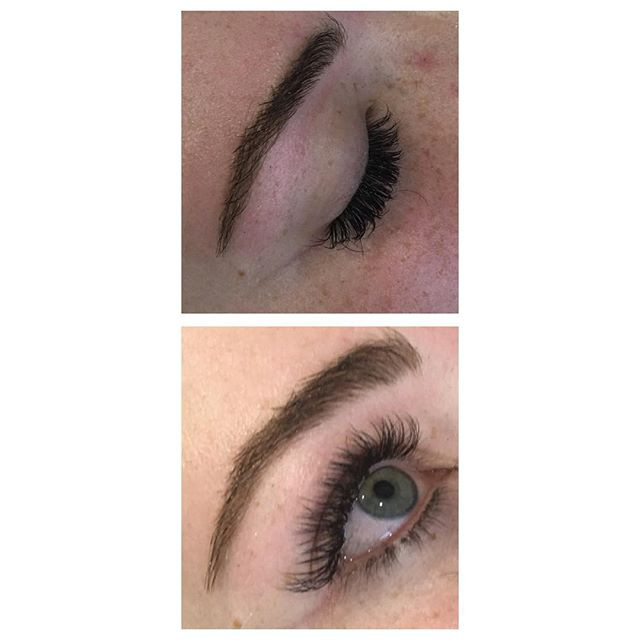 Light volume  Lash extensions
