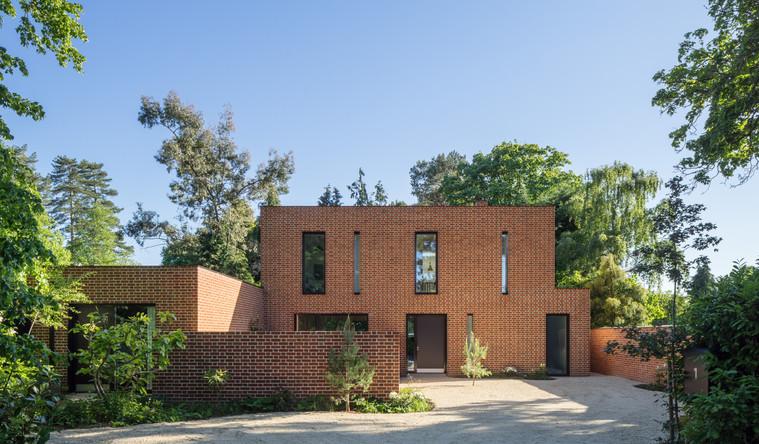 EDGE modern new build home