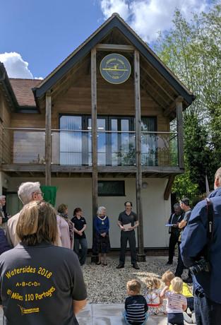 EDGE canoe club house 1.1