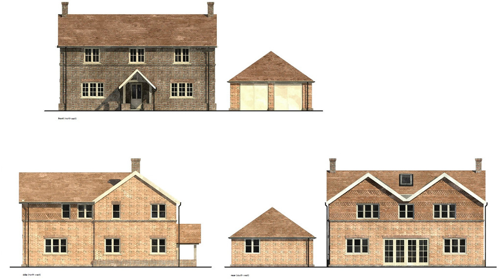 EDGE traditional new build house 1