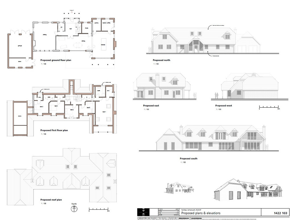 Ashmansworth house