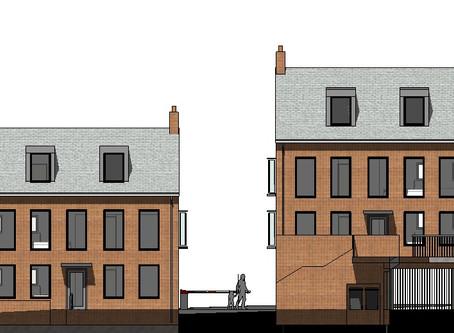 1006 Housing development