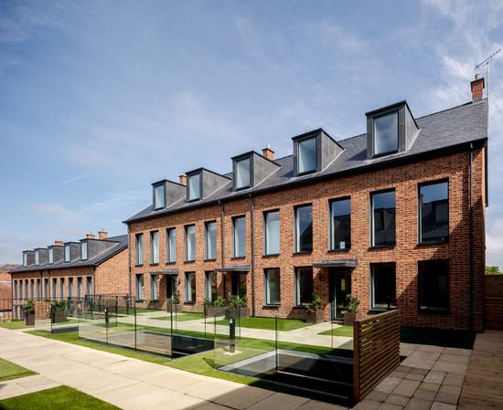 EDGE urban housing development