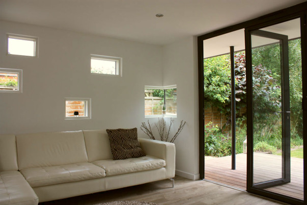 EDGE mordern house extension