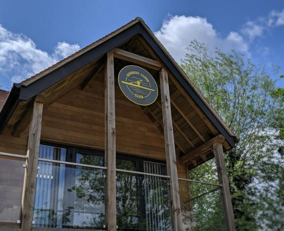 EDGE canoe club house 1