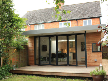 1018 House extension