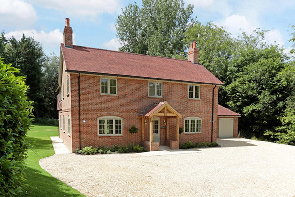 EDGE traditional new build home