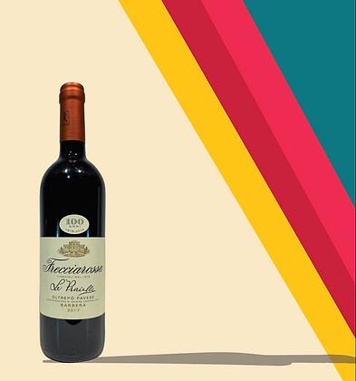 Barbera Frecciarossa 2017 Red Wine