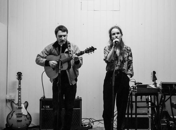 The Band Room, Farndale, Nathan Riley, Mar2020