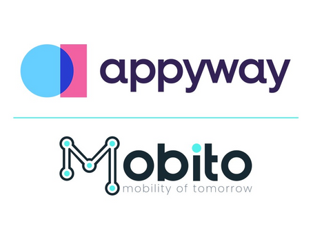 Appyway's Parking API integrated in the Mobito Data Marketplace