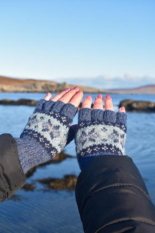 Estelle's Fingerless Gloves - Pattern