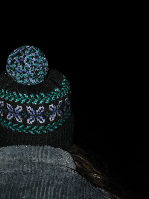 Winter Garden Hat -Pattern