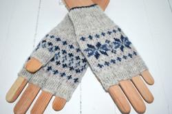 Starn Fingerless Gloves