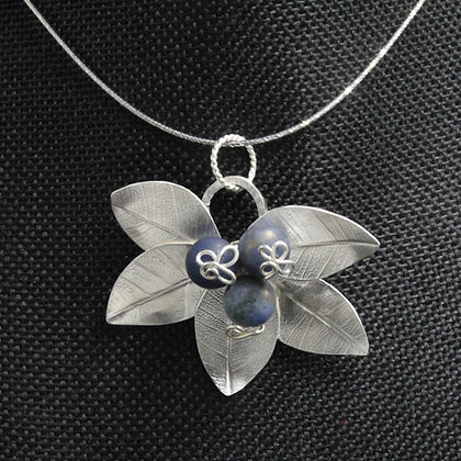 Blueberry pendant