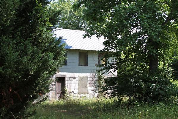 Late 1800 vintage frame farmhouse.