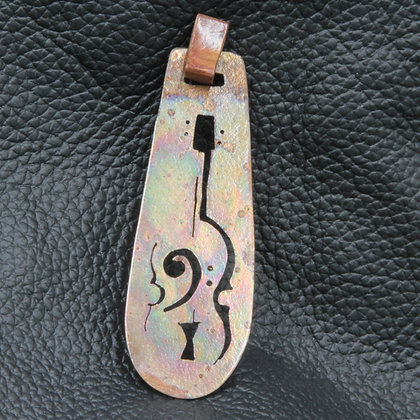 Fiddlers bass clef