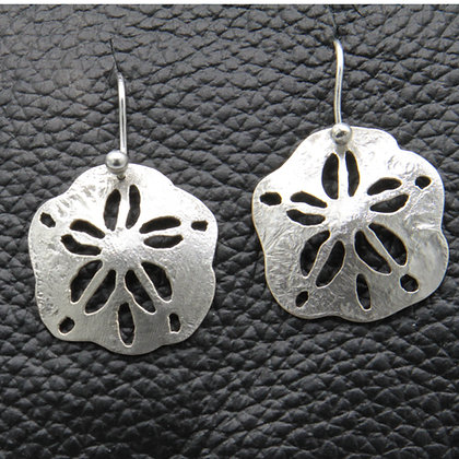 Sand $ Wire earrings