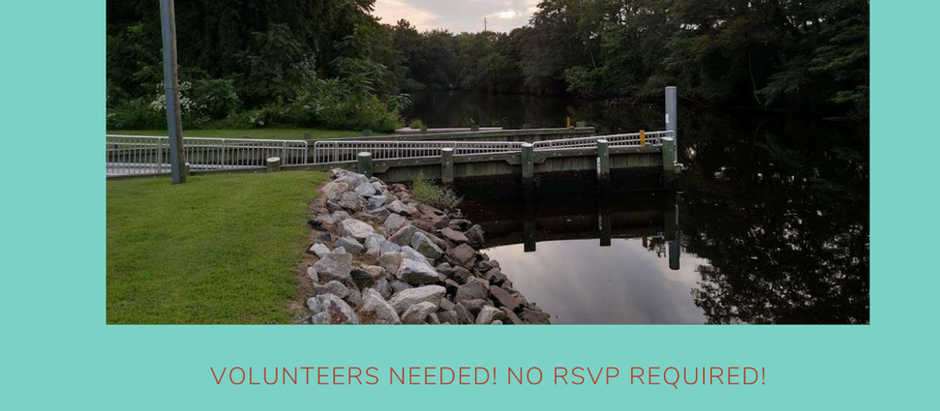 Volunteers Needed for River Park Cleanup