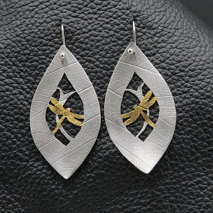 Dragonfly KB earrings