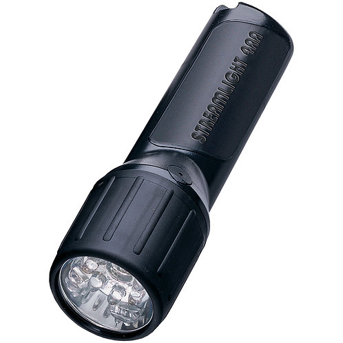 STREAMLIGHT 4AA PROPOLYMER LED BLACK