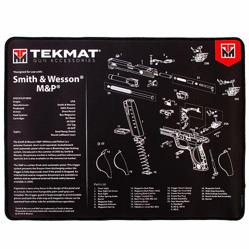 S&W M&P GUN CLEANING MAT