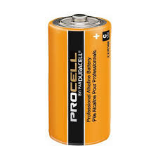 PROCELL C CELL BATTERY