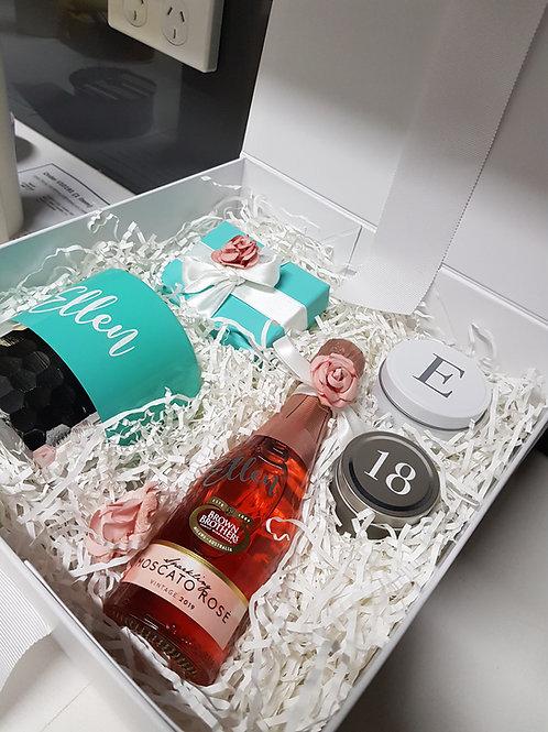 Birthday Box, Personalised Luxury Birthday Gift
