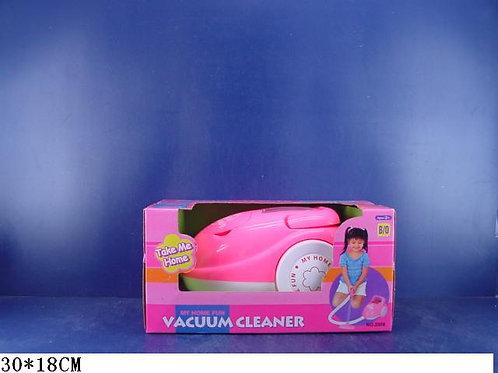 Игрушка детская:Пылесос на батарейках.