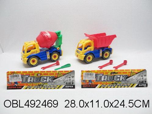 Купить игрушку конструктор стройка 2 вида