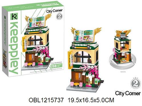 Купить игрушку конструктор брик Keeppley 259 дет.