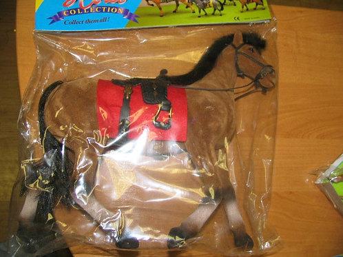 Игрушка детская:Лошади 30 см