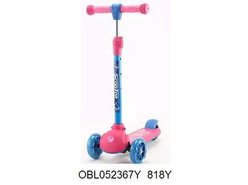 Купить игрушку самокат колеса PVC со светом