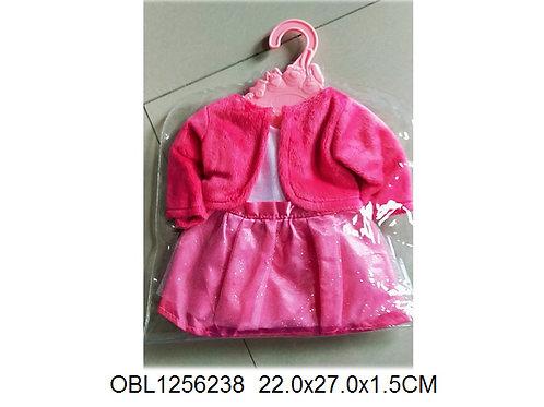 Купить игрушку платье для куклы 14d