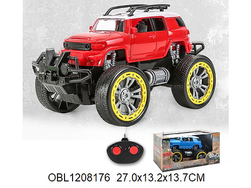 Купить игрушку машина р.у. джип 2 цвета