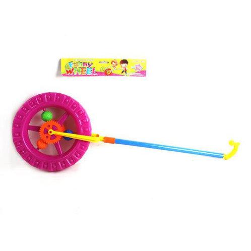 Игрушка детская:Колесо-каталка
