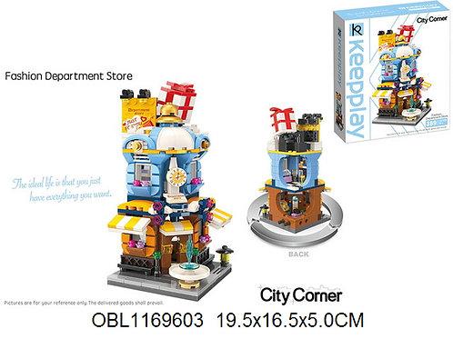 Купить игрушку конструктор брик Keeppley 389 дет.
